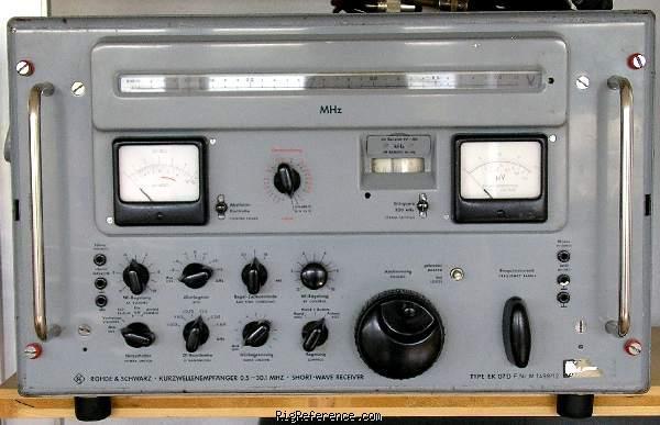 Rohde  U0026 Schwarz Ek